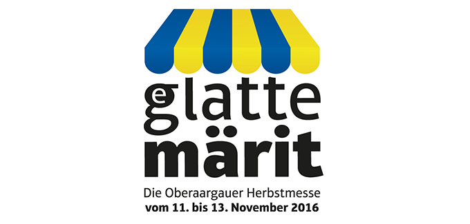 Glatte Märit 2016 vom 11. bis 13. November 2016